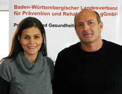 Mitarbeiter bwlv-Fachstelle Sucht, Kreis Rottweil