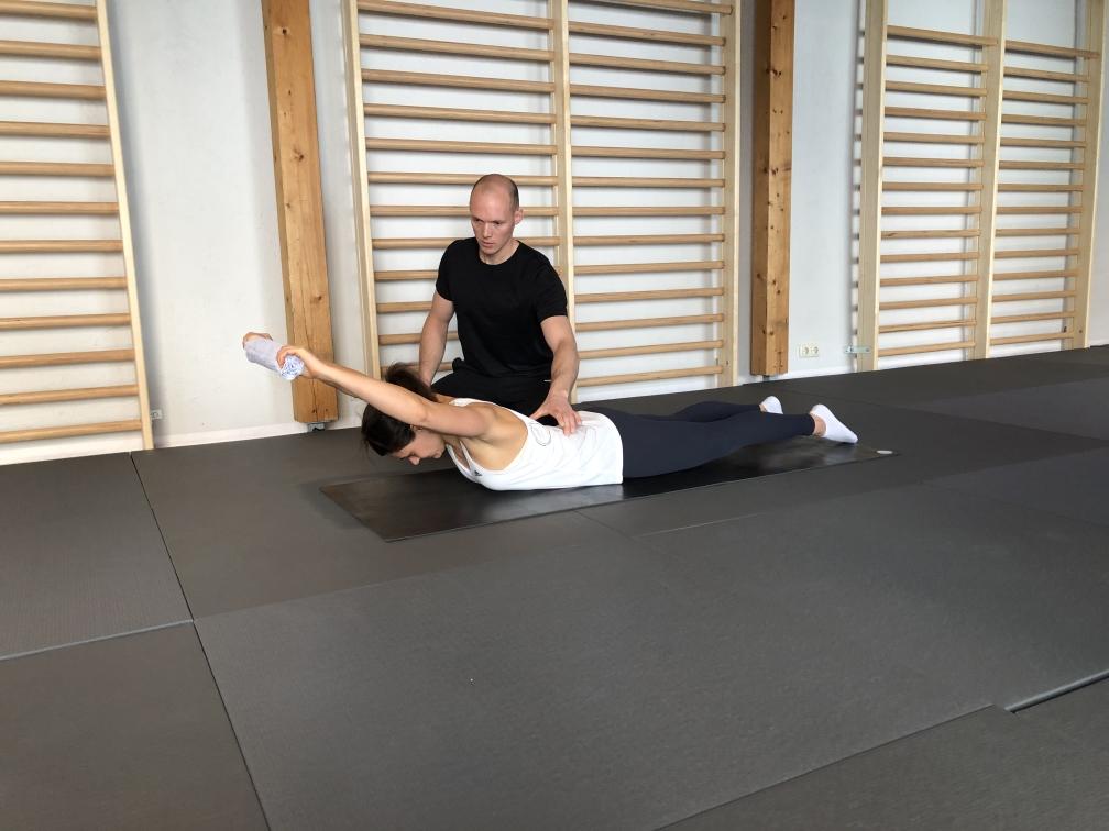 Körperhaltung - Personal Training - Mobility