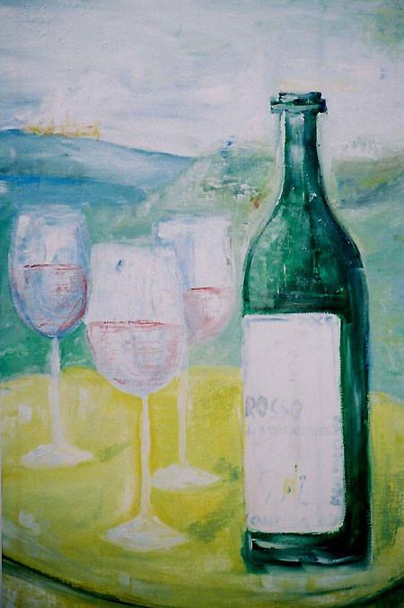 Toscana-Wein