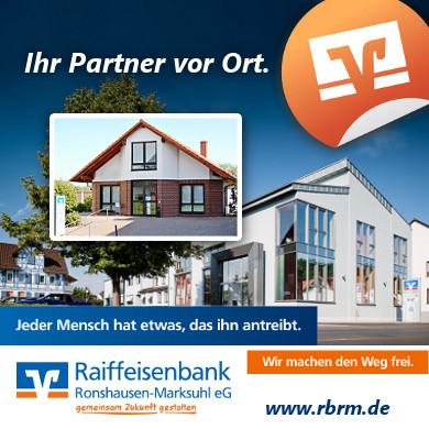 Raiffeisenbank Ronshausen-Marksuhl eG