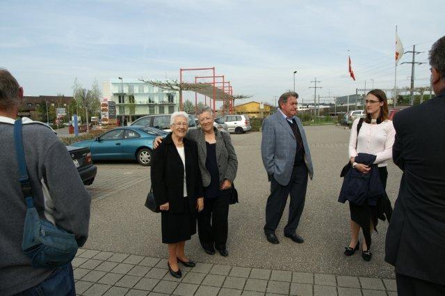 Omi, Heidi, Willy und Angela