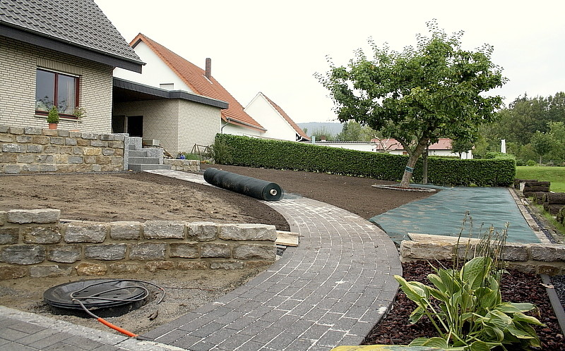 Garten Neu-/ Umgestaltung