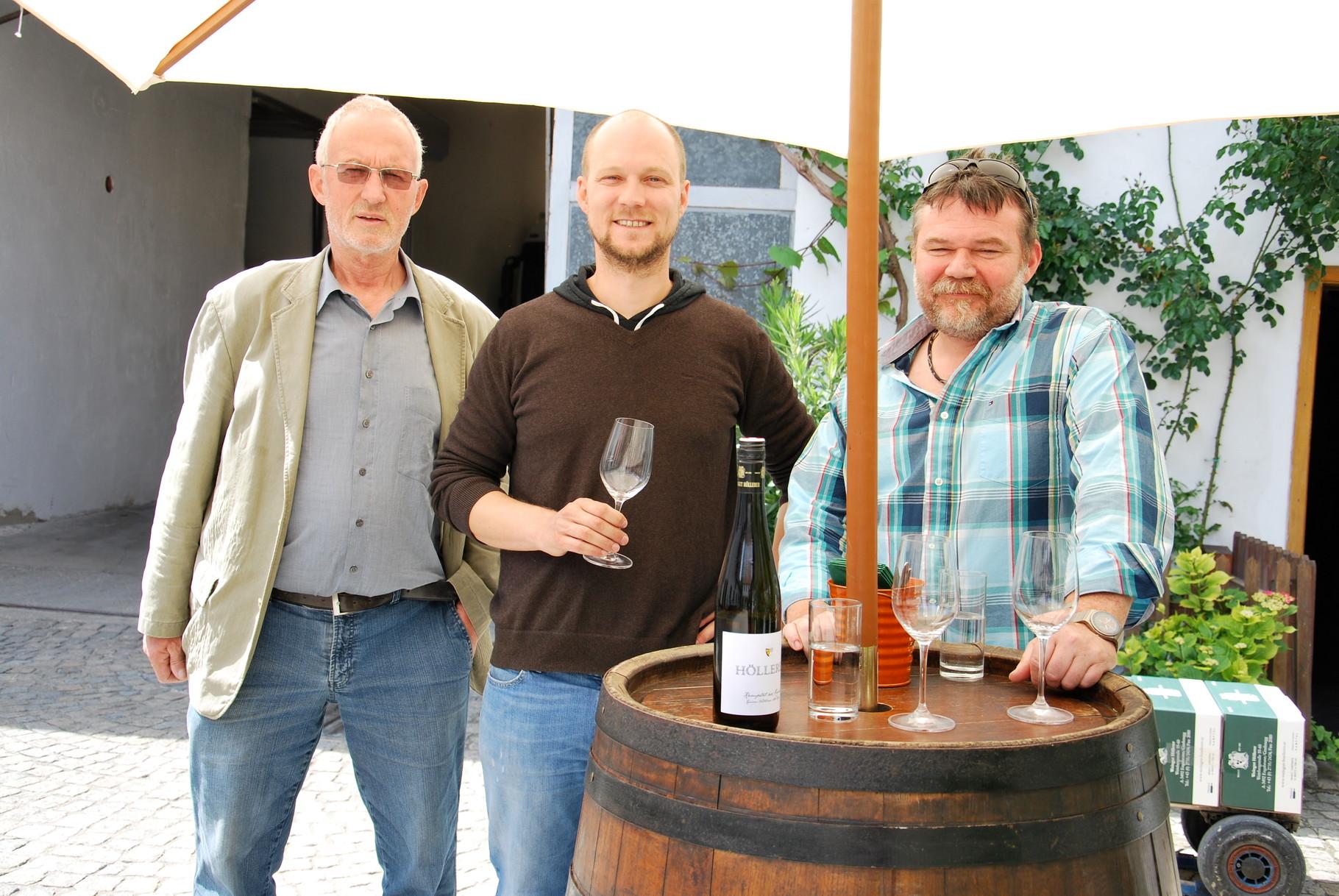 Weingut Höllerer - Kamptal Österreich