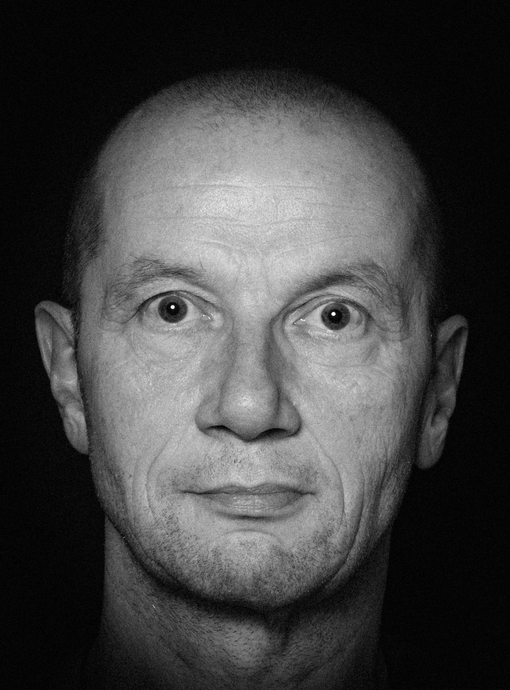Rüdiger Knappe - Selbstportrait