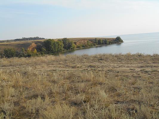 Вид на Водянскую бухту.