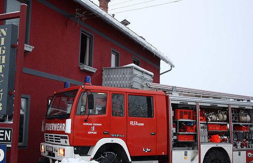 Vor den Umbau-RLFA 2000-Köppling