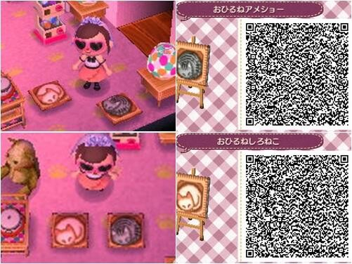 Bilder qr codes animal crossing new leaf for Boden qr codes animal crossing new leaf
