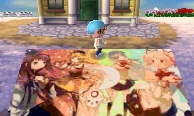 Bilder Qr Codes Animal Crossing New Leaf