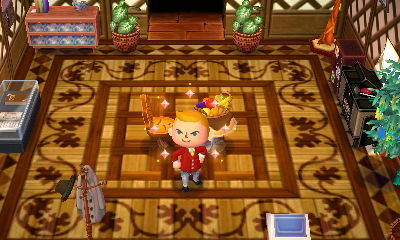 news am animal crossing new leaf. Black Bedroom Furniture Sets. Home Design Ideas