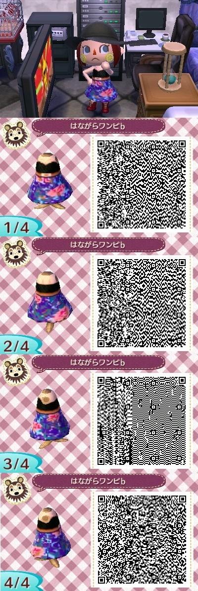 Für die  weiblichen User habe ich ein frühlingshaftes Kleid, welches durch den schwarzen Kontrast sehr auffällt.