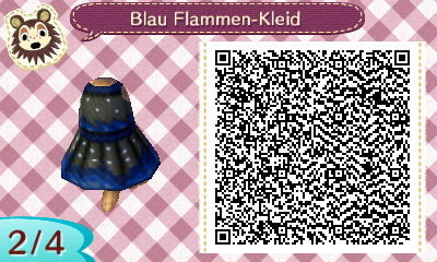 Sommer Kollektion Qr Codes Animal Crossing New Leaf