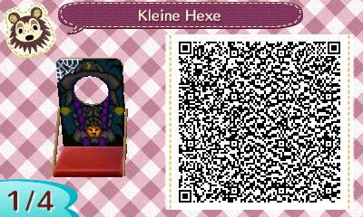 Halloween Fotowand.Fotowande Qr Codes Animal Crossing New Leaf