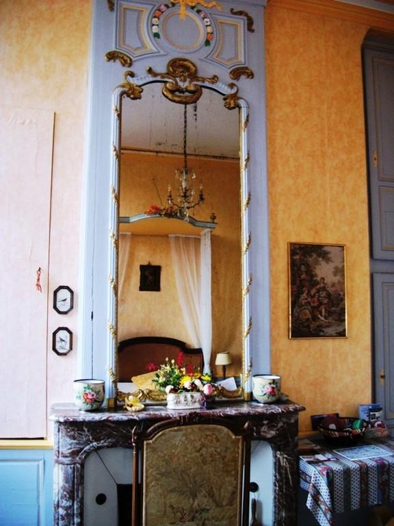 Un décor inchangé depuis le XVIIIème siècle, mais modernisé ...