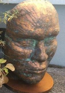 Kupfer-Bronze-Oxidation