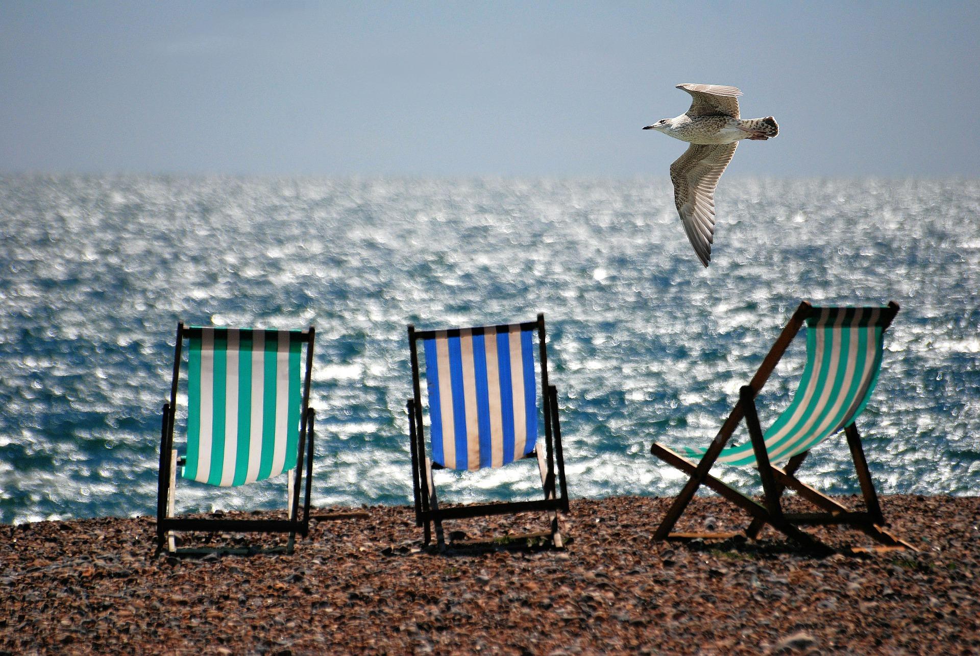 Badeurlaub an der Ostsee