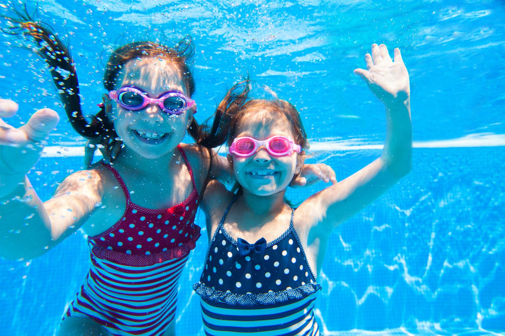 Schwimmen im Badlantic