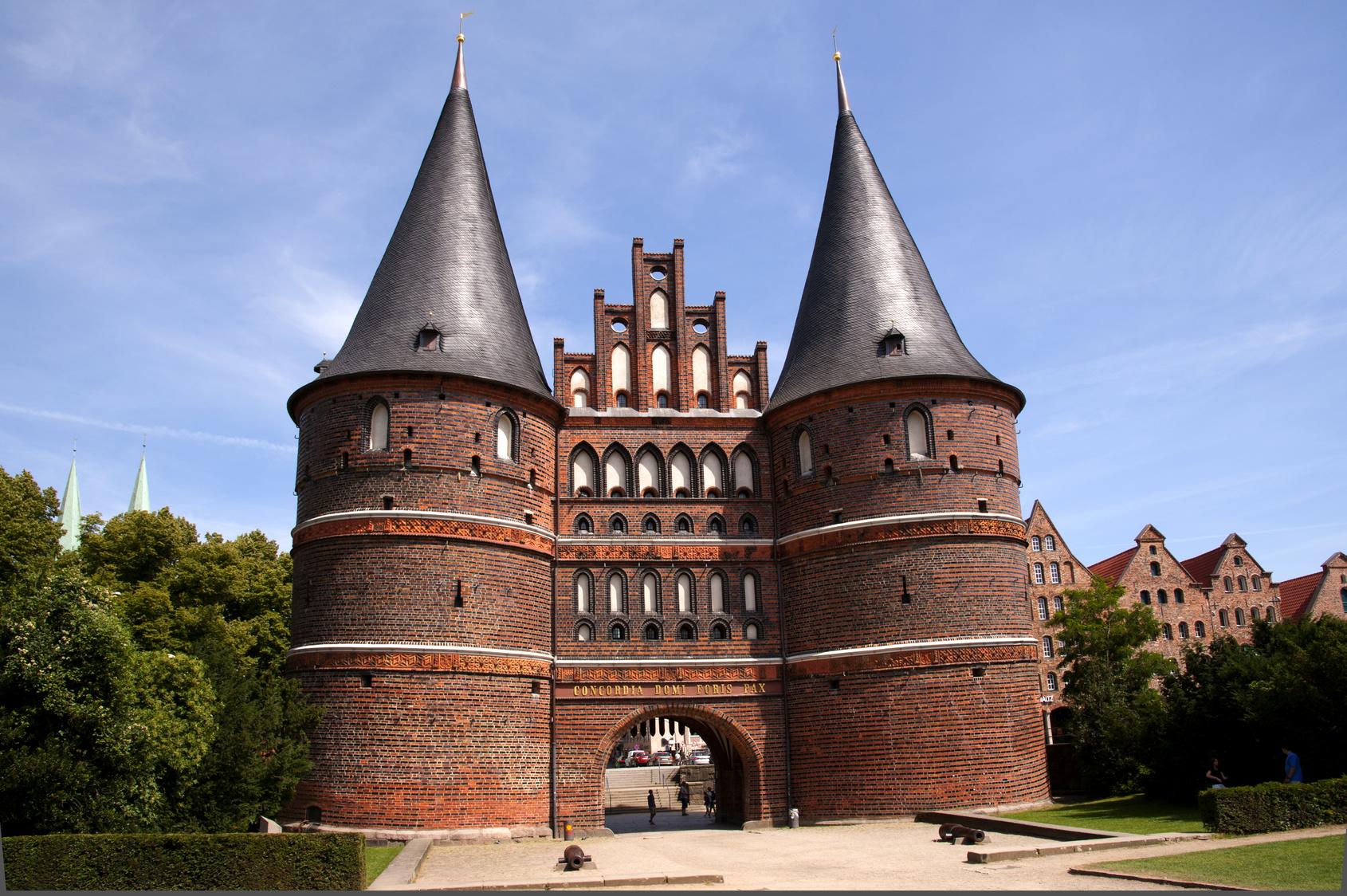 Entdeckungstour in Lübeck