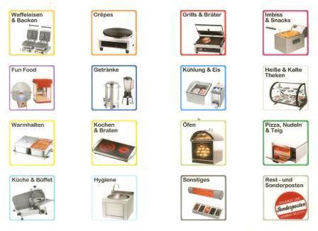 Neumärker - Produkt-Uebersicht
