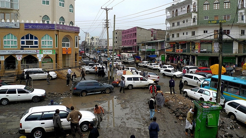 Kenya. Nairobi Town