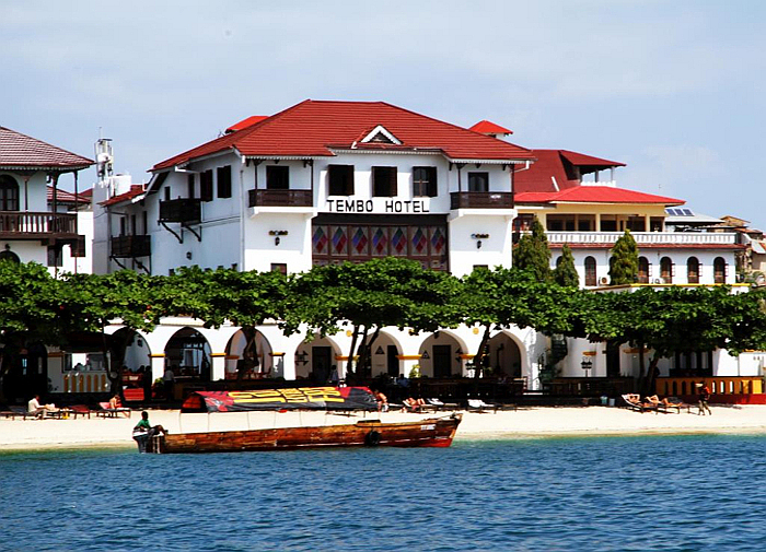 Tembo Hotel-Stone Town Zanzibar