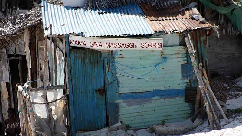 Kenya. Centro benessere Watamu