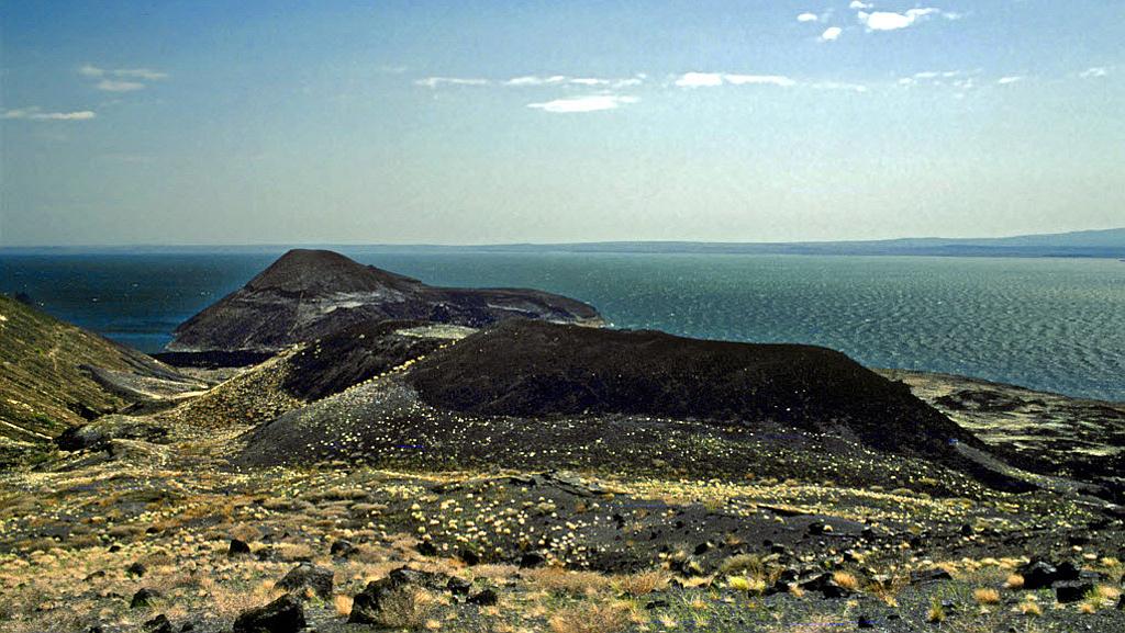 Isola Centrale Lago Turkana Kenya