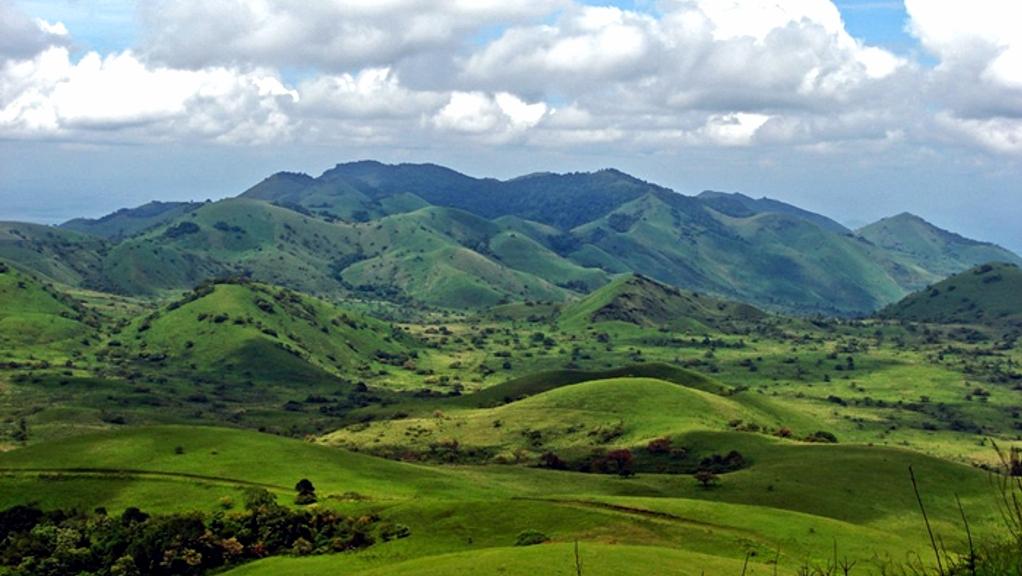 Chyulu Hills National Park