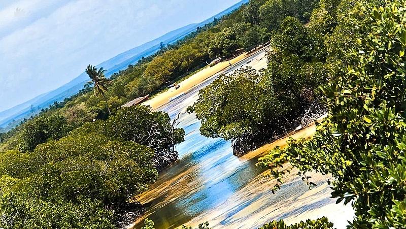 Kenya. Mida Creek Watamu