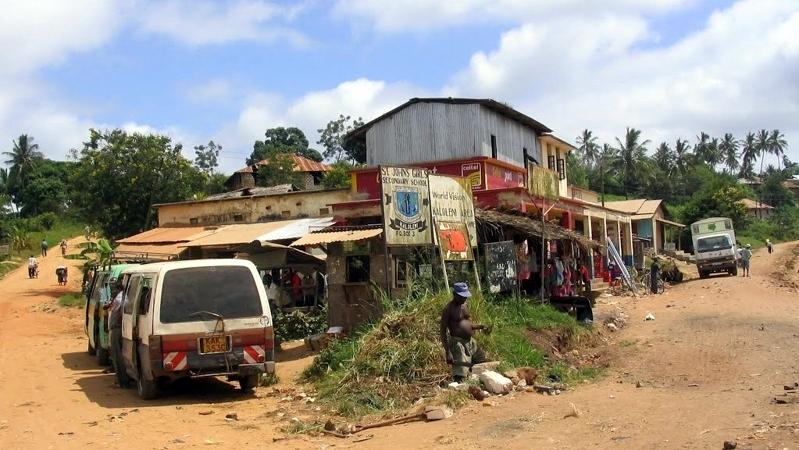 Kenya. Kaloleni - Kilifi County