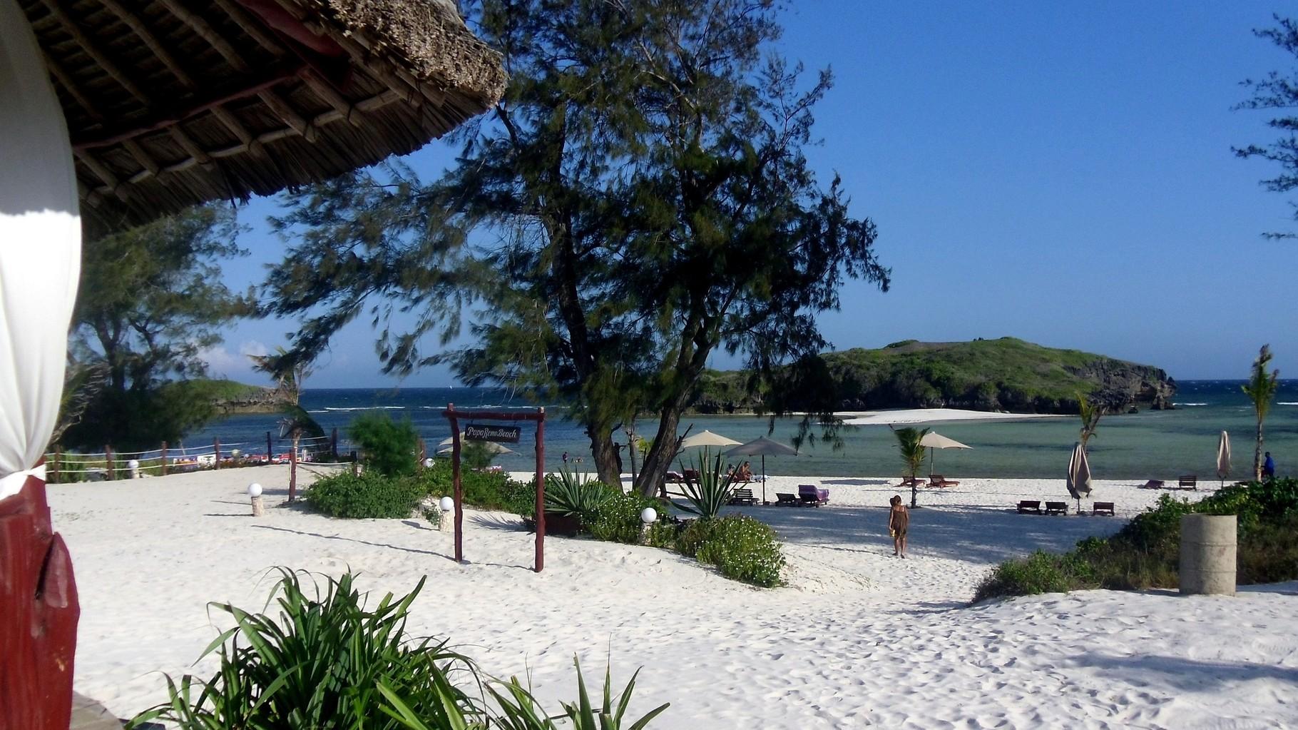 Kenya Vacanze - Papa Remo beach, Watamu