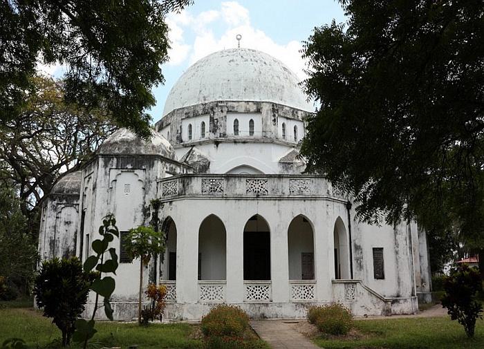 Il Museo del Memoriale della Pace (Beit el Amani)-Zanzibar