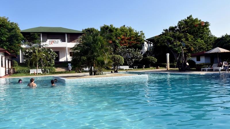 Kenya. Gecko Resort Watamu
