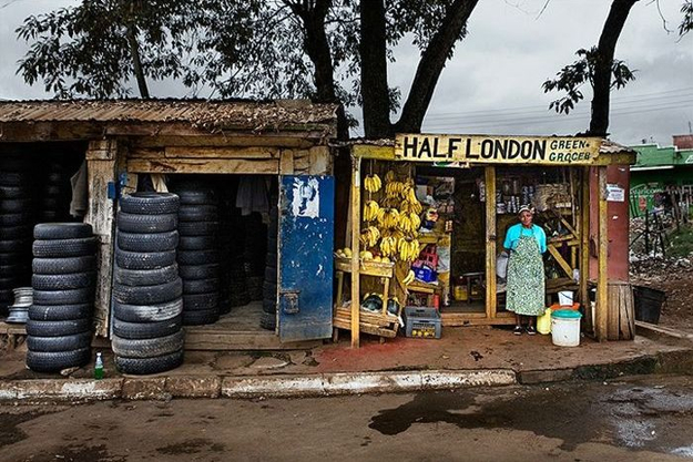 Greengrocer Nairobi Kenya