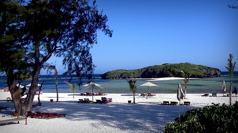 Kenya. Papa Remo Beach Watamu