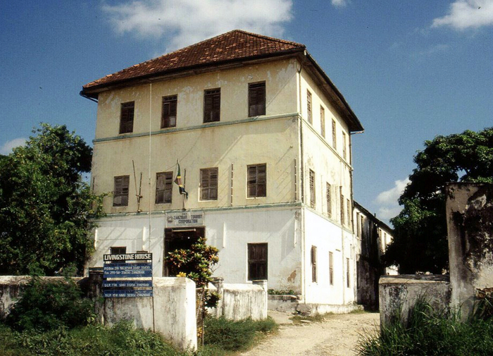 Casa di Livingstone in Zanzibar Town