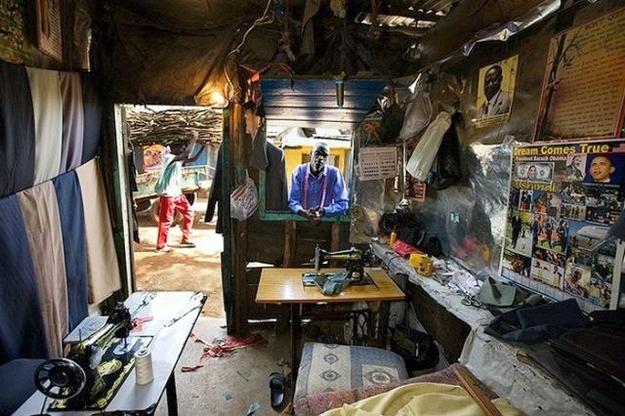 Tailoring Shop Nairobi Kenya