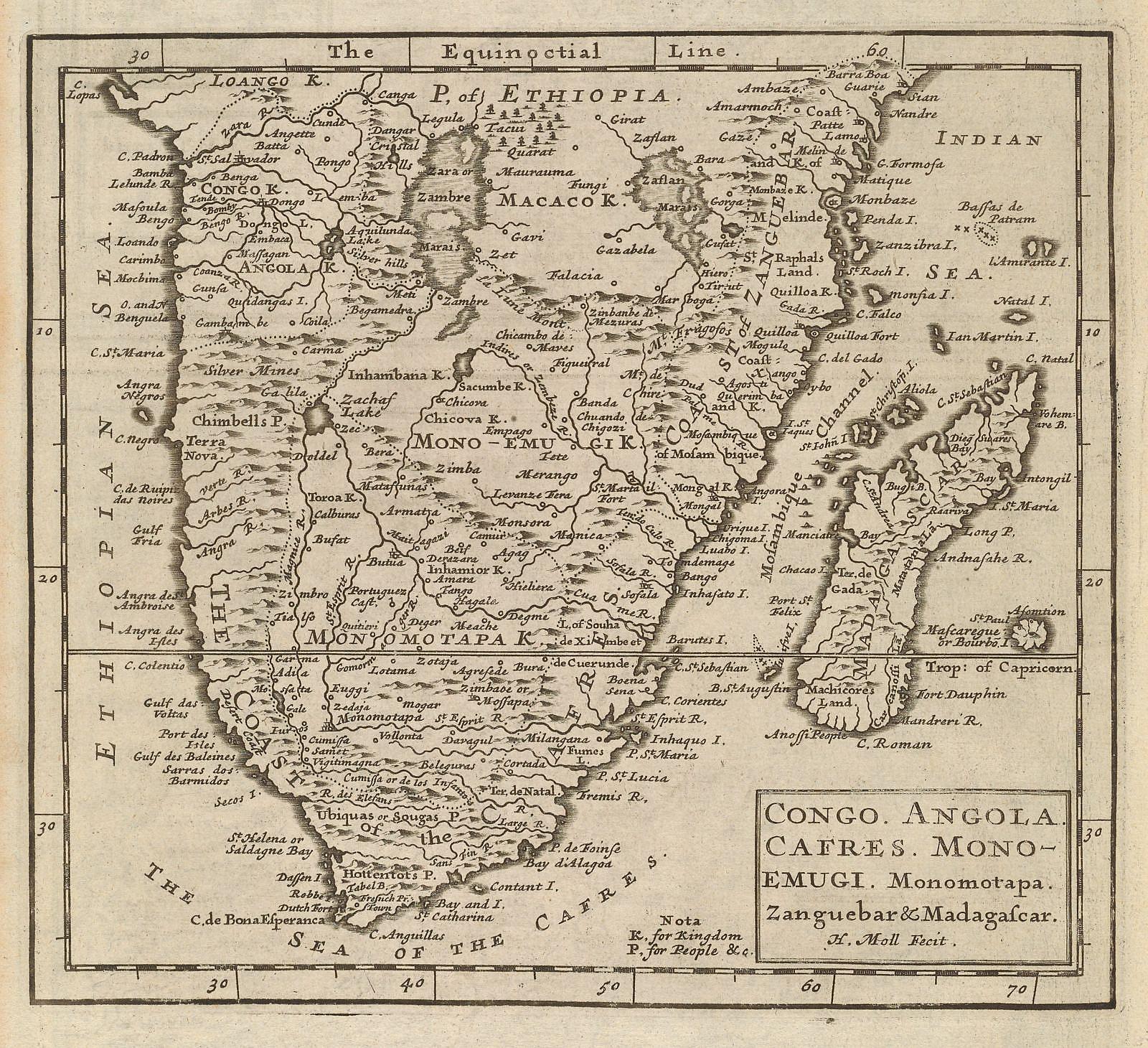 Africa centro-meridionale