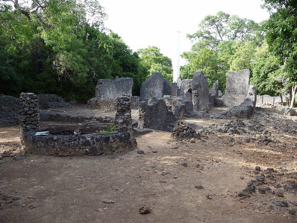 Mnarani Ruins