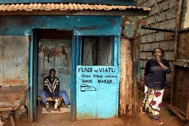 Shoemaker Nairobi Kenya