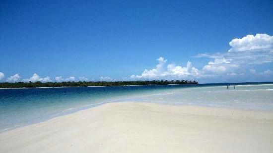 Isola di Funzi, Kenya