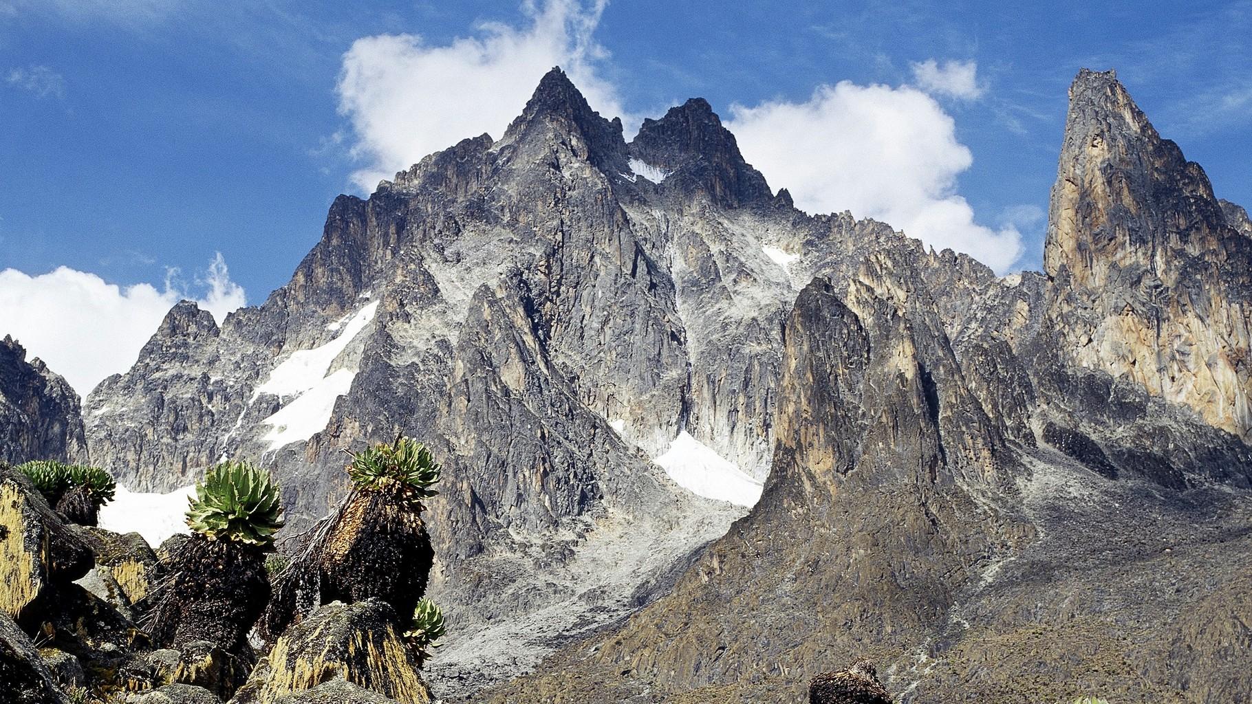 Kenya Vacanze - Monte Kenya