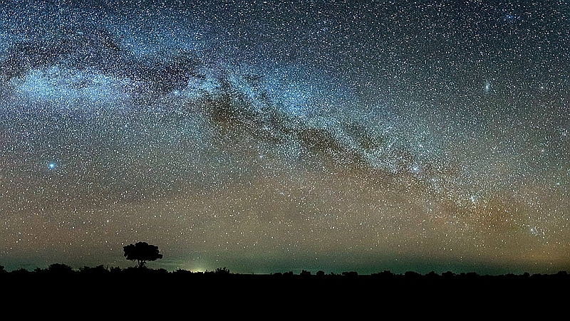 Kenya. Il cielo sub-equatoriale