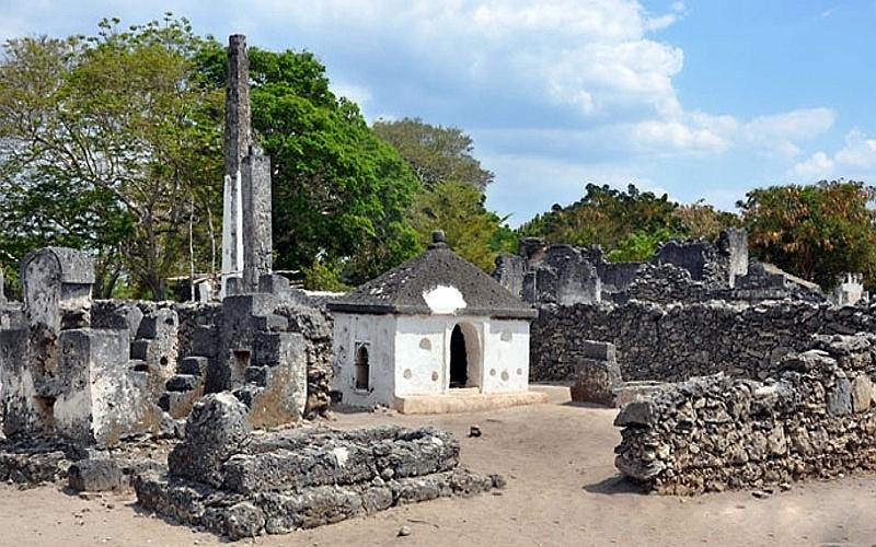 Rovine di Kaole (Bagamoyo), Tanzania