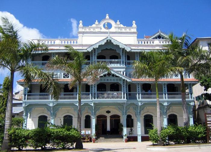 Il Vecchio Dispensario-Zanzibar