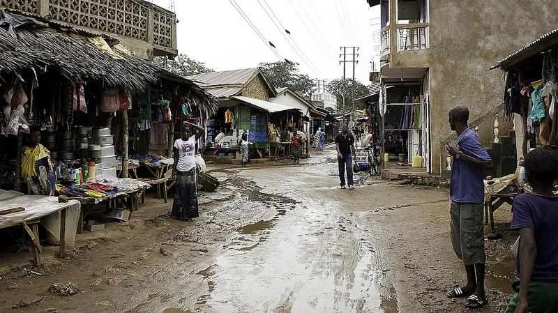 Kenya. Malindi New Market