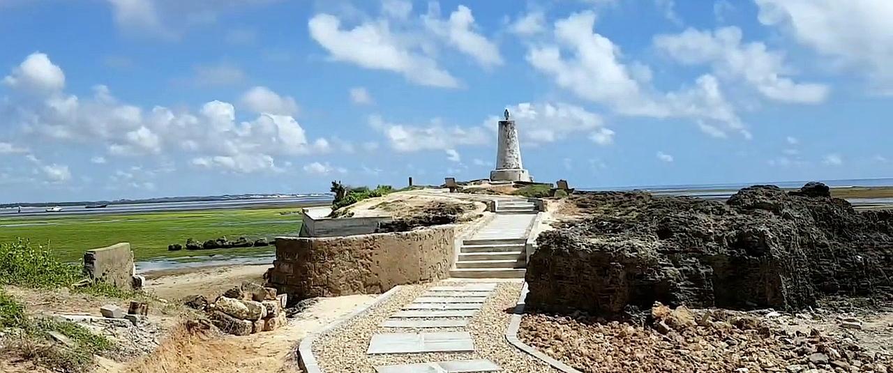 Vasco da Gama Pillar, Malindi - Kenya