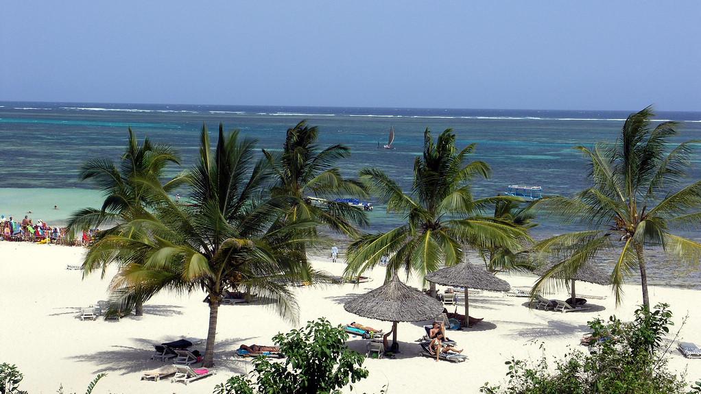 Kenya Vacanze - Shanzu beach