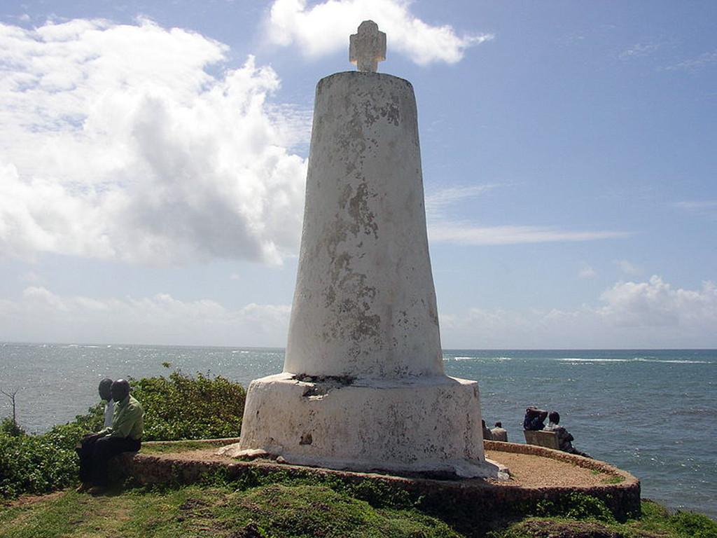 Vasco da Gama Pillar o Cruz Padrão, Malindi.