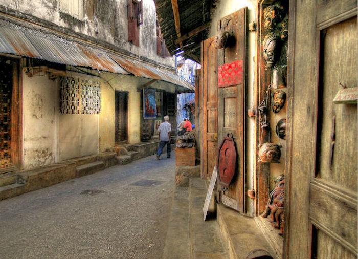 Dentro il labirinto di Stone Town-Foto by Luciano Gollini
