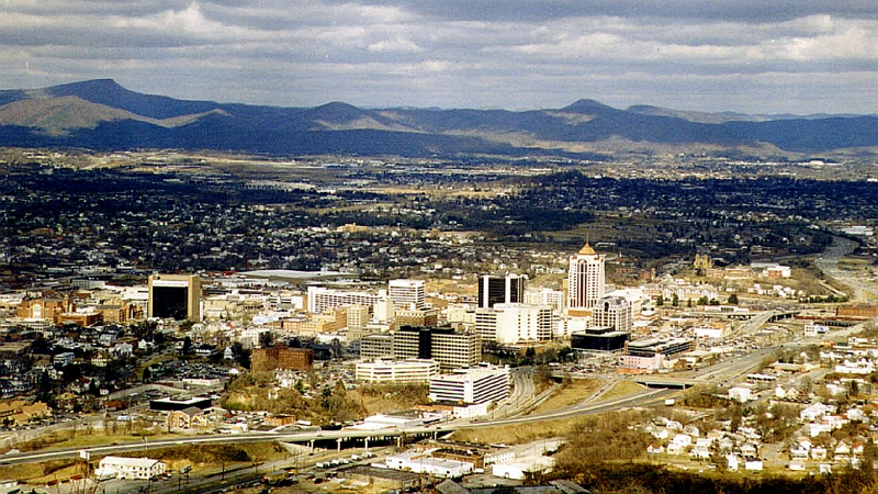 Kenya. Kisumu Town